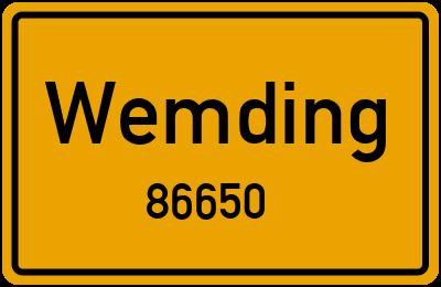 86650 Wemding