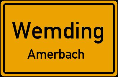 Wemding Amerbach