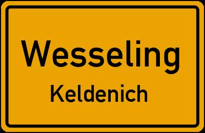 Amselweg in WesselingKeldenich