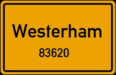83620 Westerham