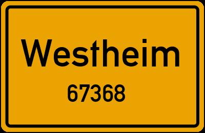 67368 Westheim