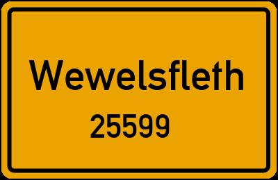 25599 Wewelsfleth