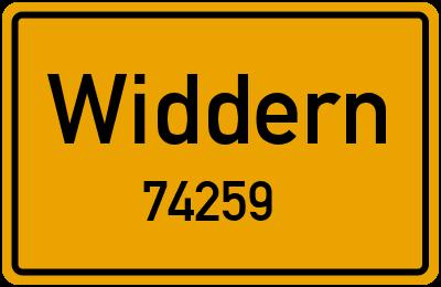 74259 Widdern