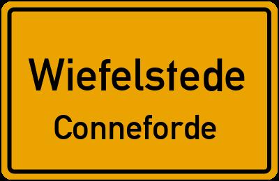 Straßenverzeichnis Wiefelstede Conneforde