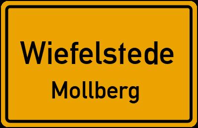 Straßenverzeichnis Wiefelstede Mollberg
