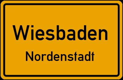 Lindenweg in WiesbadenNordenstadt