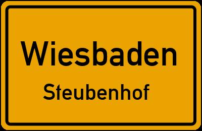 Straßenverzeichnis Wiesbaden Steubenhof