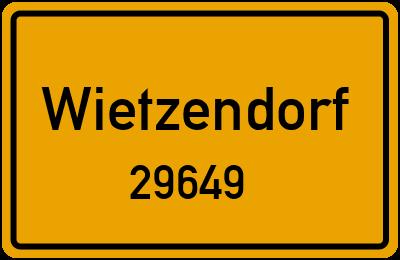 Volksbank Lüneburger Heide Wietzendorf