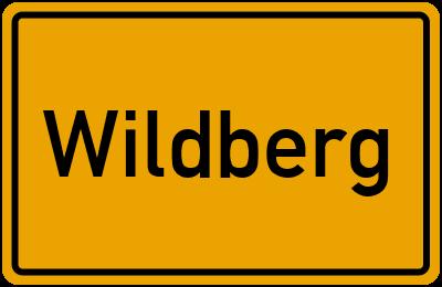Branchenbuch für Wildberg