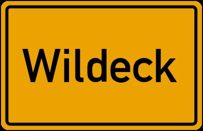 Wildeck Branchenbuch