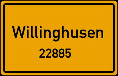 22885 Willinghusen
