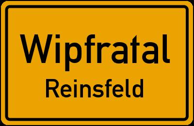 In Reinsfeld in WipfratalReinsfeld