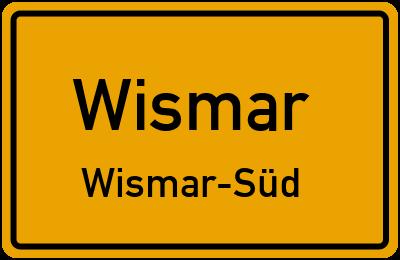 Gröningsgarten Wismar Wismar-Süd