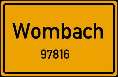 97816 Wombach