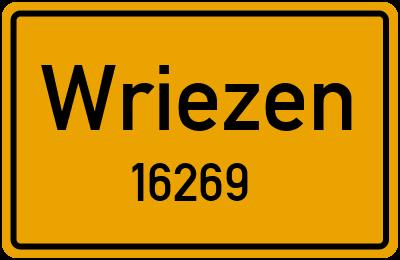 16269 Wriezen