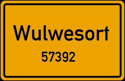 57392 Wulwesort