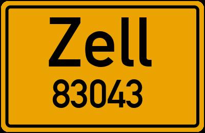 83043 Zell