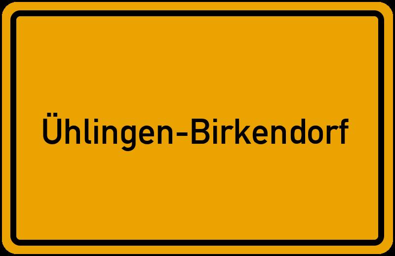 onlinestreet Branchenbuch für Ühlingen-Birkendorf