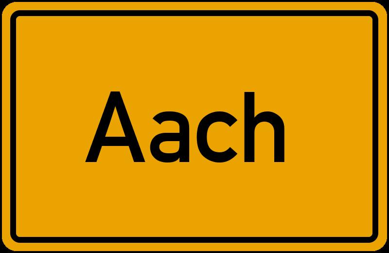 onlinestreet Branchenbuch für Aach