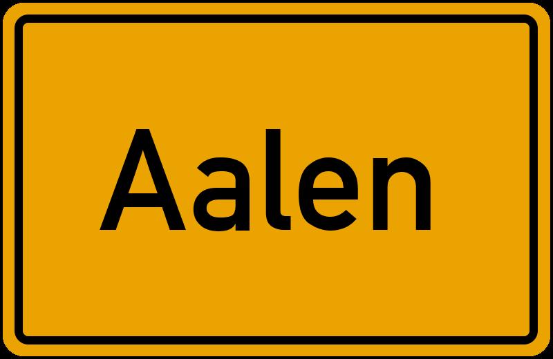 onlinestreet Branchenbuch für Aalen