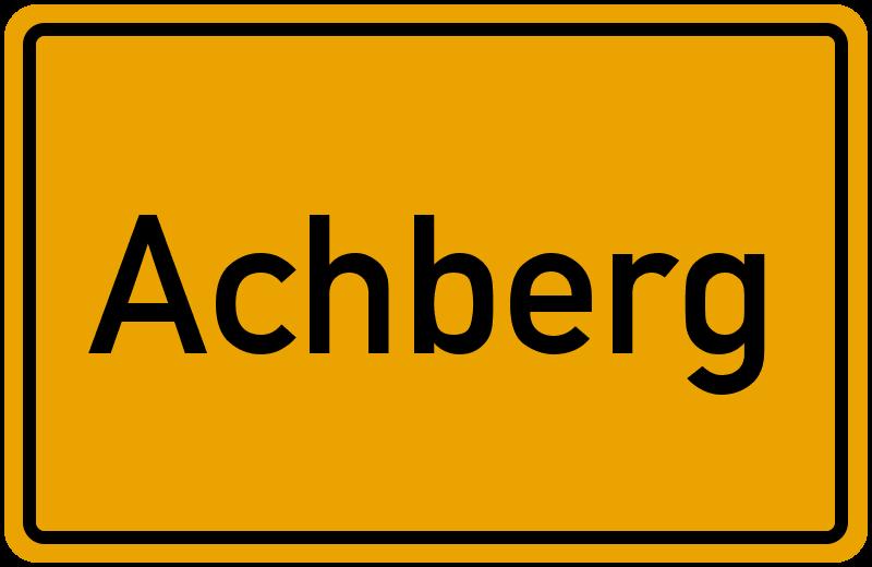 onlinestreet Branchenbuch für Achberg