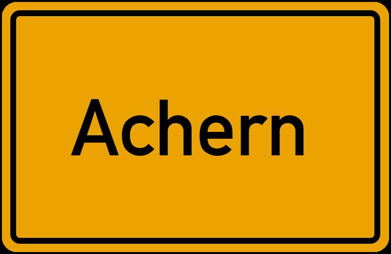 onlinestreet Branchenbuch für Achern