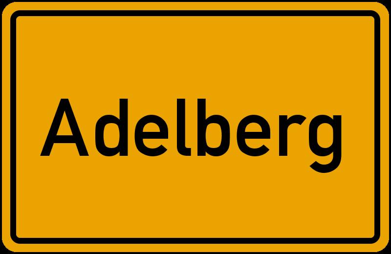 onlinestreet Branchenbuch für Adelberg