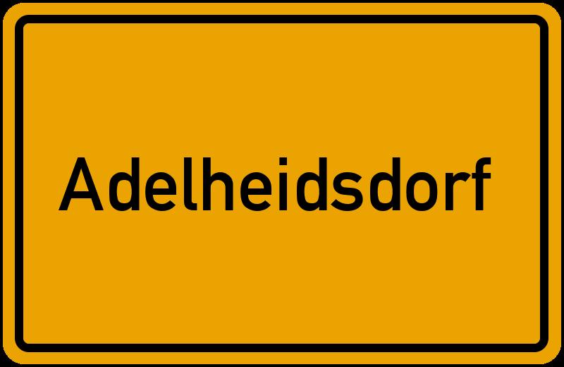 onlinestreet Branchenbuch für Adelheidsdorf