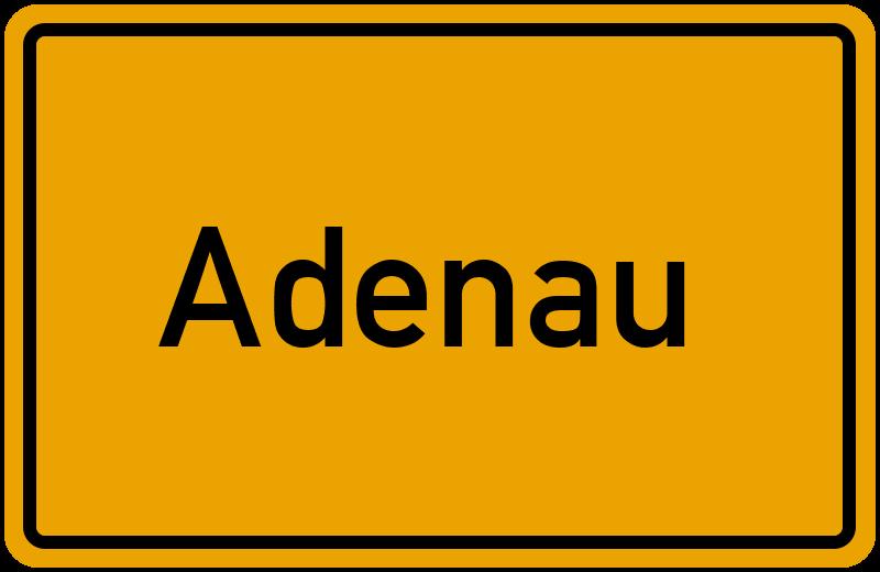 onlinestreet Branchenbuch für Adenau