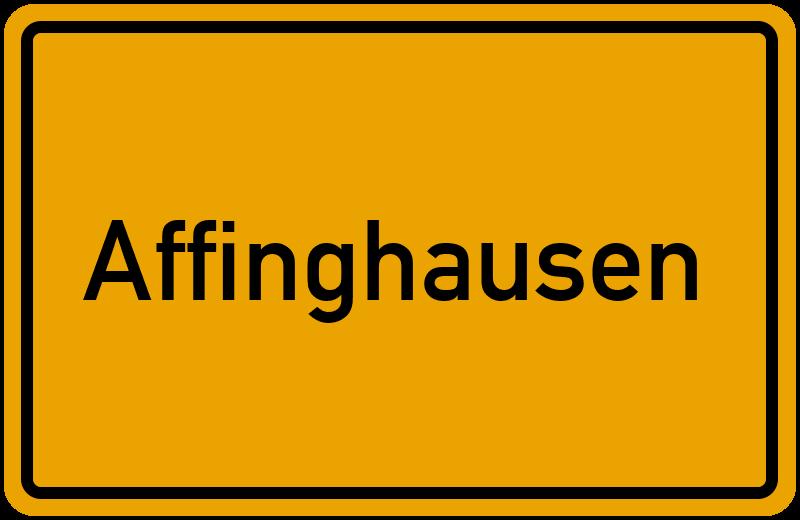 onlinestreet Branchenbuch für Affinghausen