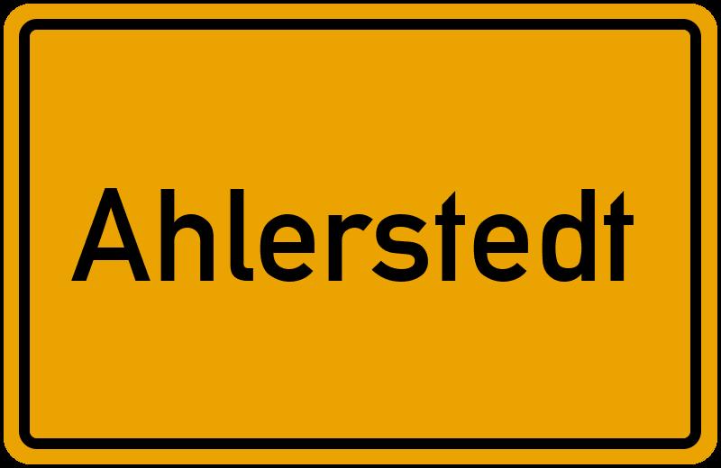 onlinestreet Branchenbuch für Ahlerstedt