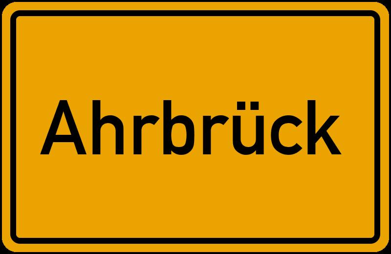 onlinestreet Branchenbuch für Ahrbrück
