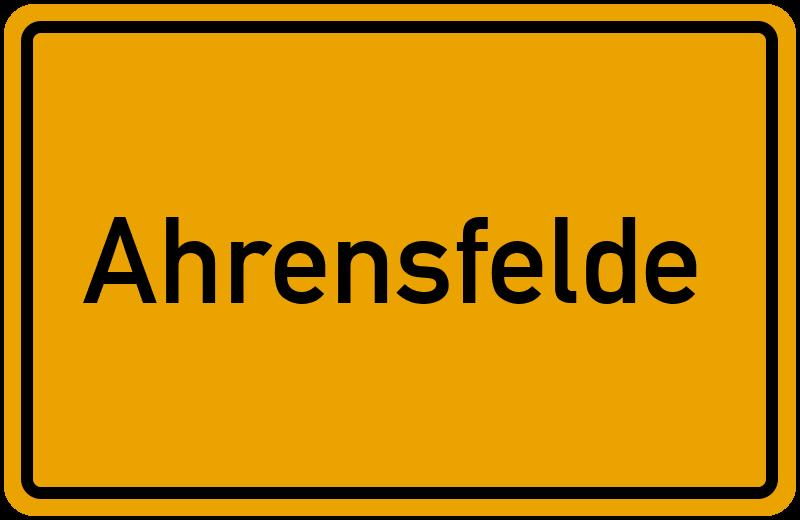 onlinestreet Branchenbuch für Ahrensfelde