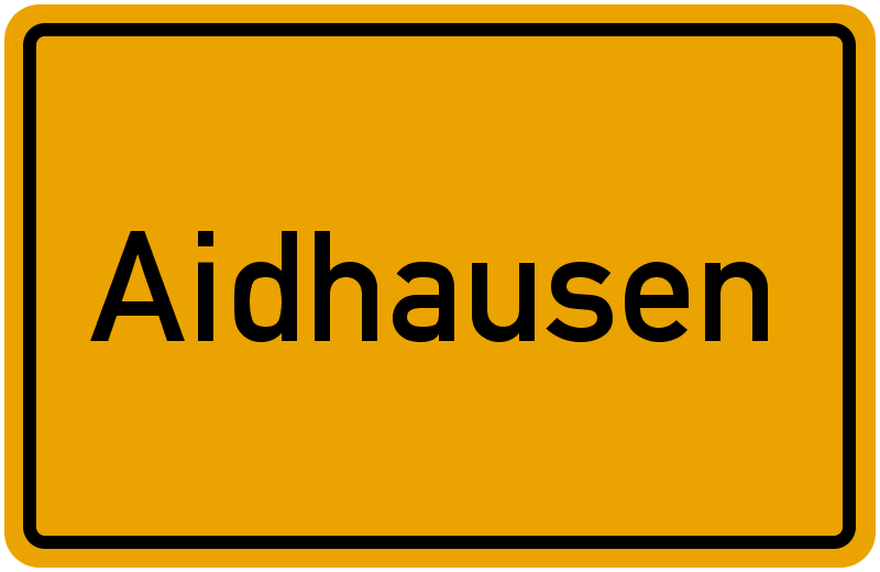 onlinestreet Branchenbuch für Aidhausen
