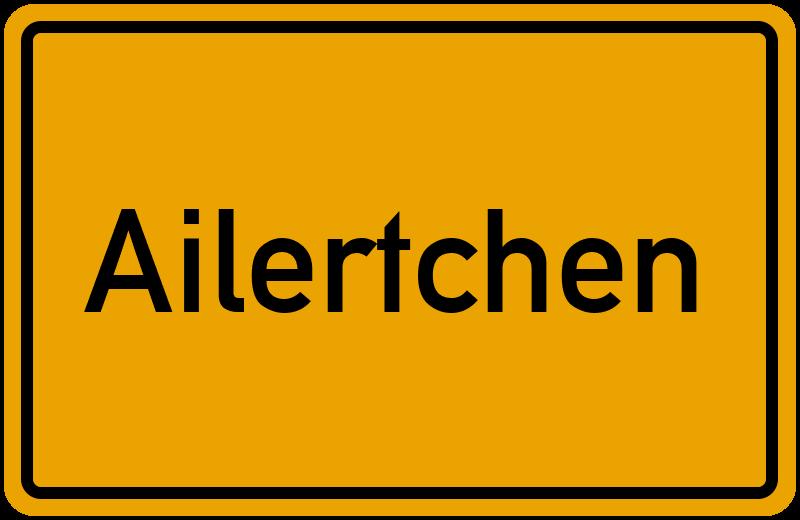 onlinestreet Branchenbuch für Ailertchen