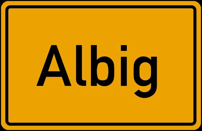onlinestreet Branchenbuch für Albig