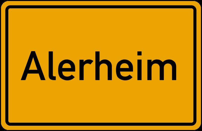 onlinestreet Branchenbuch für Alerheim