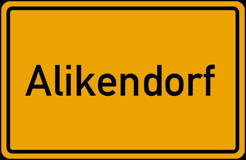 onlinestreet Branchenbuch für Alikendorf