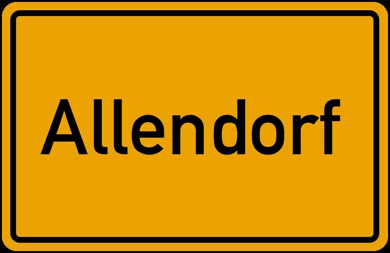 onlinestreet Branchenbuch für Allendorf