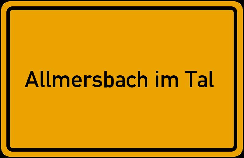 onlinestreet Branchenbuch für Allmersbach im Tal