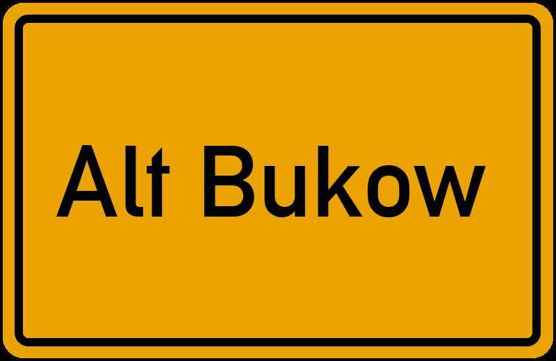 onlinestreet Branchenbuch für Alt Bukow