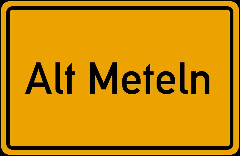 onlinestreet Branchenbuch für Alt Meteln