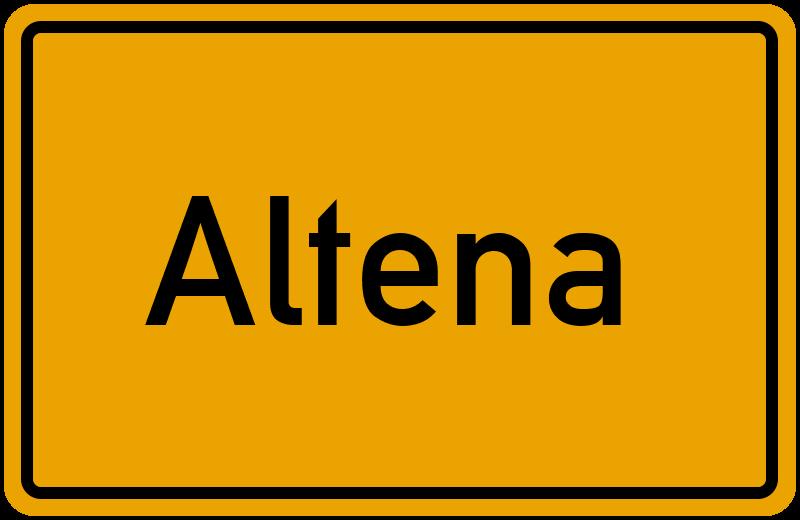 onlinestreet Branchenbuch für Altena