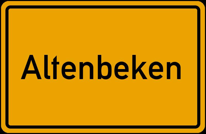 onlinestreet Branchenbuch für Altenbeken