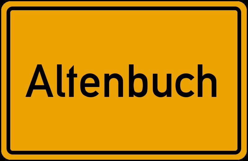 onlinestreet Branchenbuch für Altenbuch