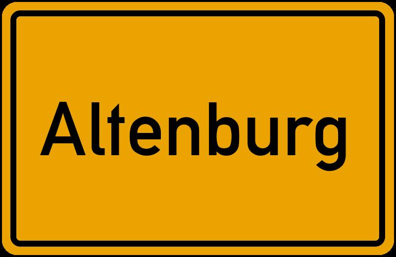 onlinestreet Branchenbuch für Altenburg