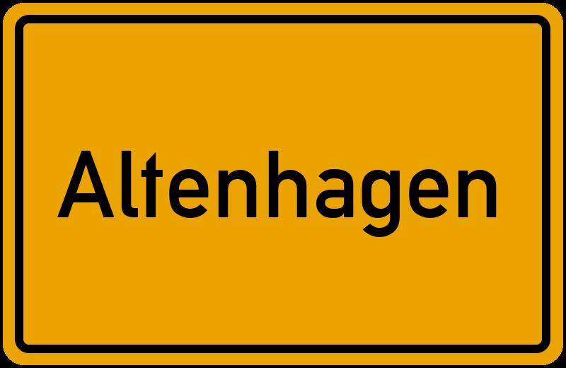 onlinestreet Branchenbuch für Altenhagen