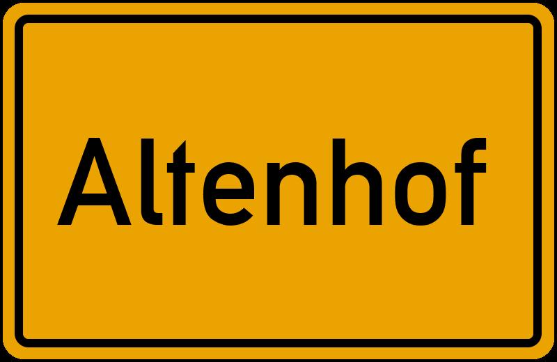 onlinestreet Branchenbuch für Altenhof