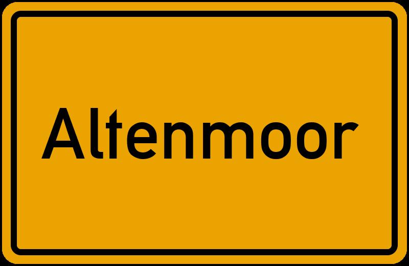 onlinestreet Branchenbuch für Altenmoor