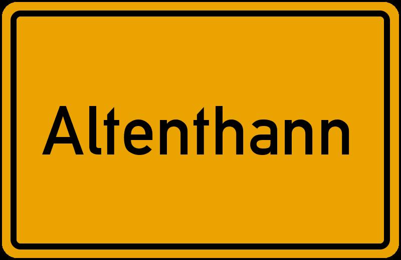 onlinestreet Branchenbuch für Altenthann